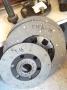 СМД-18 диск сцепления (мягкий) 16 шлицов) (А52.21.000)