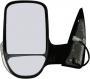 Зеркало объем. ГАЗель (черное) с повтор. (к-т) (HMX-1101)