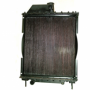 Радиатор МТЗ (сердц. алюминий) (70У-1301010 (Бак пластик))