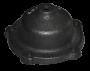 Крышка направляющего колеса ДТ-75 (77.32.104)
