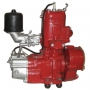 Пусковой двигатель МТЗ (в сборе) (Д24с01-5)