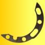 Прокладка регул. пер/моста МТЗ (0,2 мм) 52-2303028
