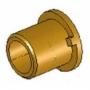 Втулка (вкладыш СЗШ 06.018) полиамид (СКП 01.06.803)