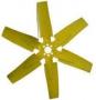 Крыльчатка вентилятора (238НБ-1308012-Б)