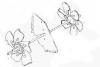 Вал вентилятора крыльчатки (КДМ 6605)