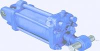 Гидроцилиндр навески  ЦС-125 Т-150, Т-4, ДТ-75 (ЦС-125*250)