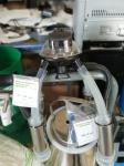 Доильная аппаратура попарного доения для коров (240 л/ч) силикон
